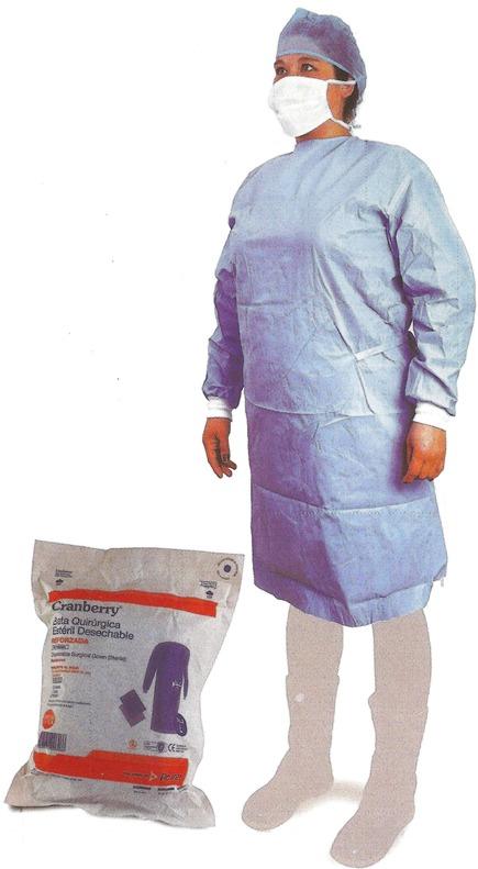 Bata Quirurgica Reforzada
