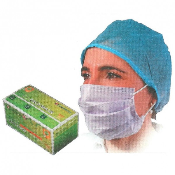 Mascarilla Dental S3 C2 Aroma Lavanda